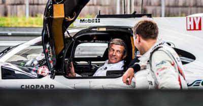 """ポルシェ、モータースポーツ部門トップ交代へ。10年率いたエンツィンガーに代わる新任は""""電動畑""""から昇格"""