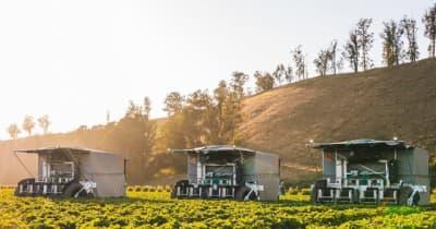 ヤマハとクボタ、イチゴ自動収穫ロボ開発の米企業に追加投資