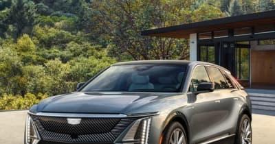 キャデラック初の電気自動車、発売記念モデルが開始10分で完売…米国