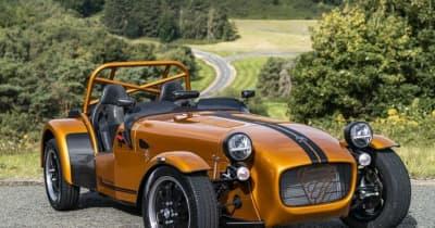 軽ナンバーで乗れるケータハム史上最軽量のスポーツカー「セブン170」が発売! ロード志向とサーキット志向の2グレードを設定