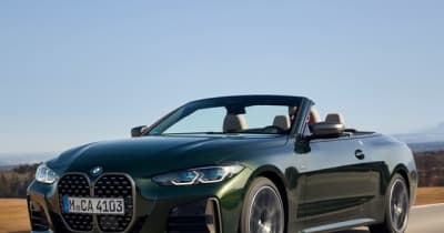 BMW 4シリーズ2022年型、高性能な「M」モデルを設定…欧州発表