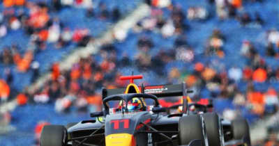 ノバラックが最終戦のポールを獲得。岩佐歩夢は18番手【順位結果/FIA-F3第7戦ロシア予選】