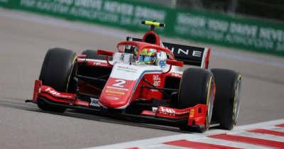 アルピーヌ育成のピアストリが今季3度目のポール。佐藤万璃音は20番手【順位結果/FIA-F2第6戦ロシア予選】