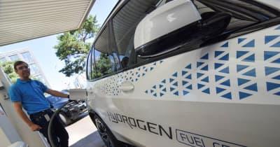 アングル:独自動車大手、水素燃料とEVに「二股」の思惑