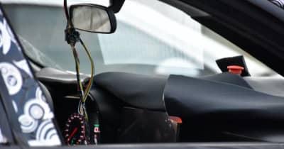 アナログにこだわった車内を激写…アルファロメオ最小SUV『トナーレ』、車台は自社製に!