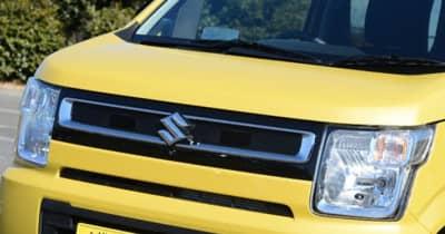 スズキ 新型ワゴンRはスライドドアモデルもラインアップ! パーキングブレーキは電気式を採用か!