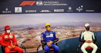 F1第15戦ロシアGP予選トップ10ドライバーコメント(2)