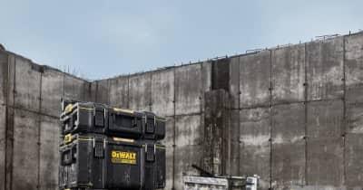 プロ仕様の高耐久・防水・防塵ツールボックスが進化…スタンレーブラック&デッカー