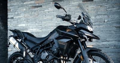 英トライアンフがボンド・エディション---007新作でバイクスタント