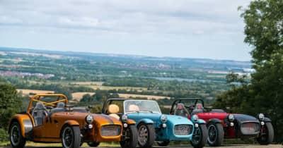 軽自動車規格のオープンスポーツ、英ケーターハムが新型車を発表