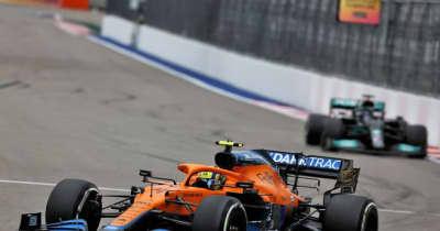 F1第15戦ロシアGP決勝トップ10ドライバーコメント(1)