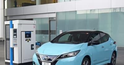 2030年には電動車が内燃機関車を超える 世界新車販売台数