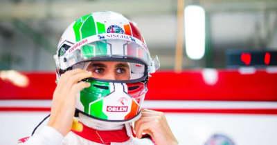ジョビナッツィ「1周目から無線が使えず、チームとコミュニケーションを取れなかった」:アルファロメオ F1第15戦決勝