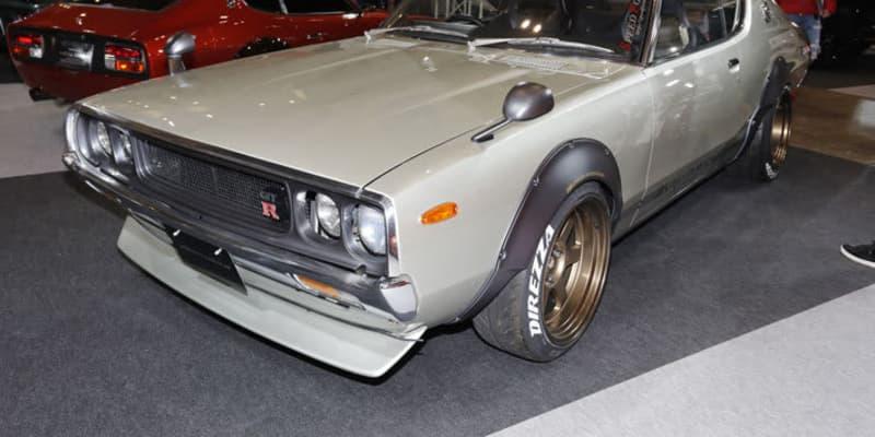 """憧れの旧車""""ケンメリ""""の現代版!? R32スカイラインをベースに造り上げた『現代版ケンメリGT-R』とは"""