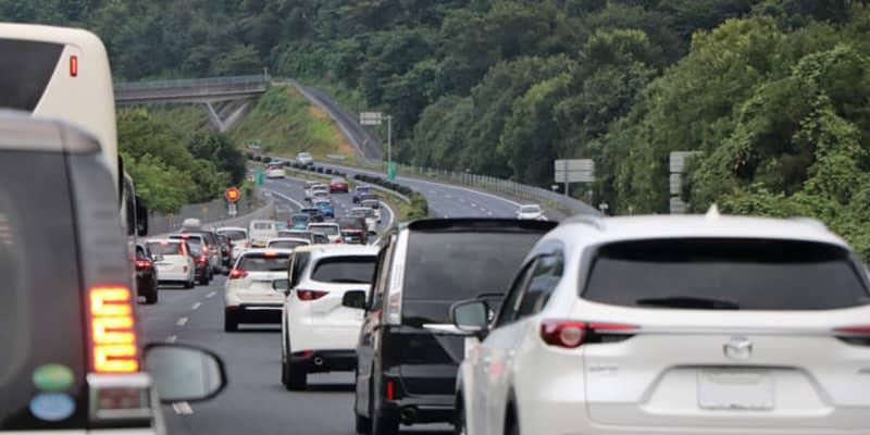 大和・小仏・宝塚トンネル…高速の渋滞はなぜトンネル前で起こるのか