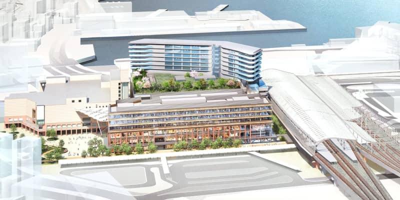 長崎駅ビル 2025年度全面開業 外資系ホテルなど