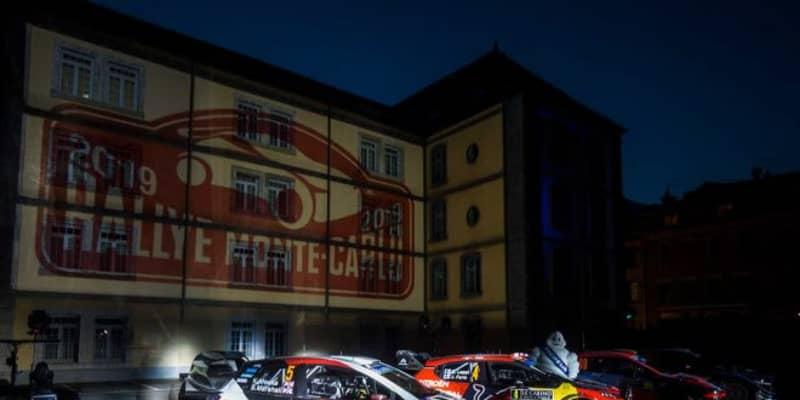 WRC:2020年第1戦モンテカルロのエントリー発表。各ドライバーのカーナンバーも明らかに