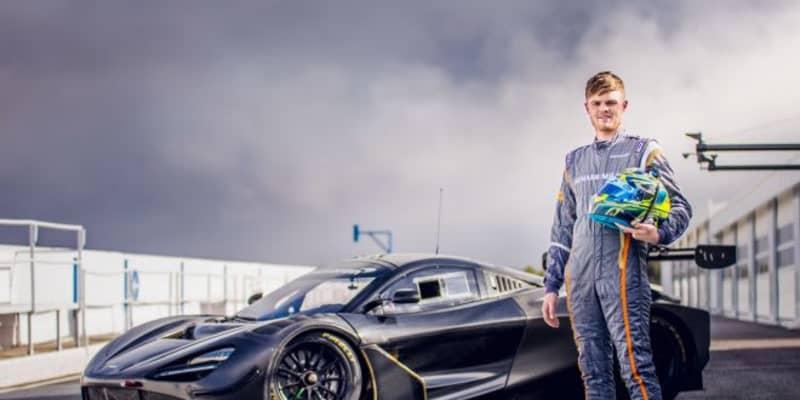 マクラーレン720S GT3、イギリスのGT3チームから2020年スパ24時間デビューへ
