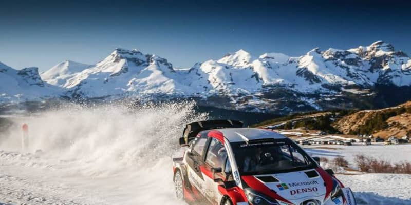 WRC:トヨタ、新体制で2020年初戦モンテカルロへ。マキネン「新しいラインアップで臨む興味深い1戦に」