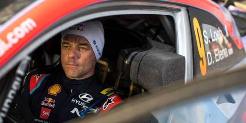 "WRC:ヒュンダイ、第2戦スウェーデンで""レジェンド""ローブ投入見送り。クレイグ・ブリーン起用"