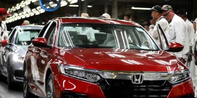 ホンダ、世界生産台数が14か月ぶりのプラス…9.9%増の47万2696台で9月単月新記録