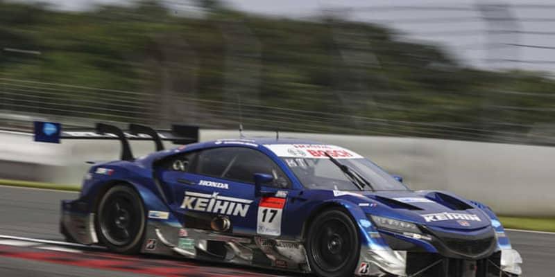 【SUPER GT 第2戦】KEIHIN NSX-GTが独走で優勝…GT300はシンティアム・アップル・ロータスが逆転V