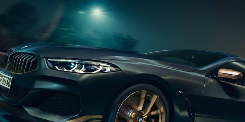 【画像で解説】日本に3台しかない!? BMW 8シリーズ限定車「ゴールデンサンダー」