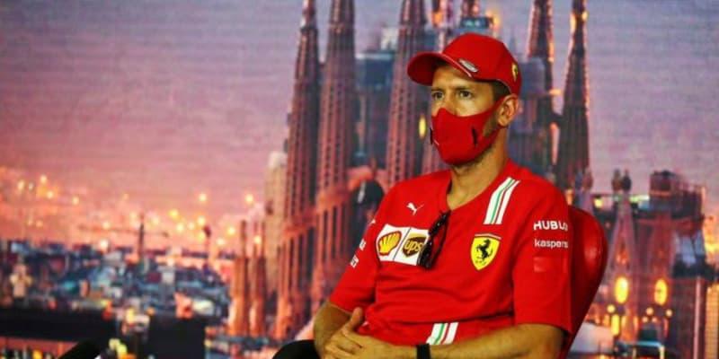 """F1スペインGP木曜会見(3):ベッテル、""""自信が持てない""""発言の真意は「グリップが足りていないということ」"""