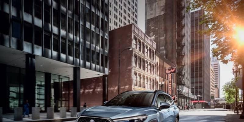 【トヨタ カローラクロス】COROLLA MEETS SUV…ファミリーに新メンバー[詳細画像]