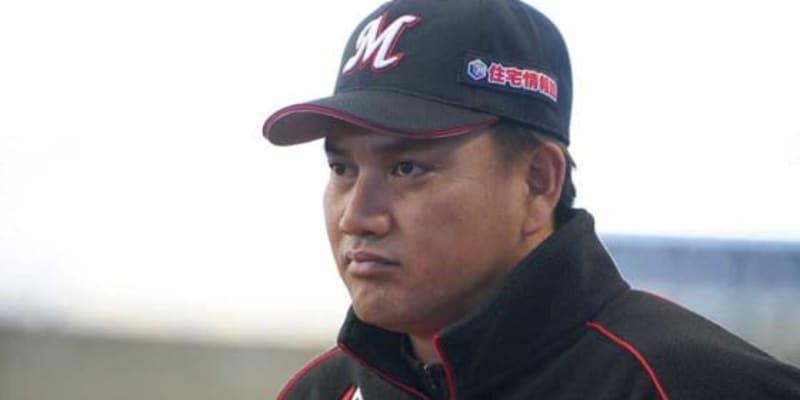 ロッテ井口監督、元中日チェンの獲得に喜び 先発起用明言「これほど頼もしいことはない」