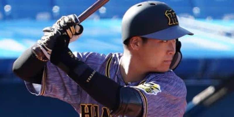 「飛距離がエグすぎる」阪神・大山が特大の逆転満塁弾、打たれた柳は愕然