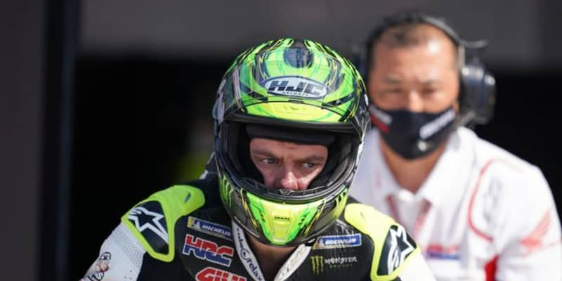 MotoGP:カル・クラッチロー、右前腕の手術が影響して第7戦サンマリノGPを欠場