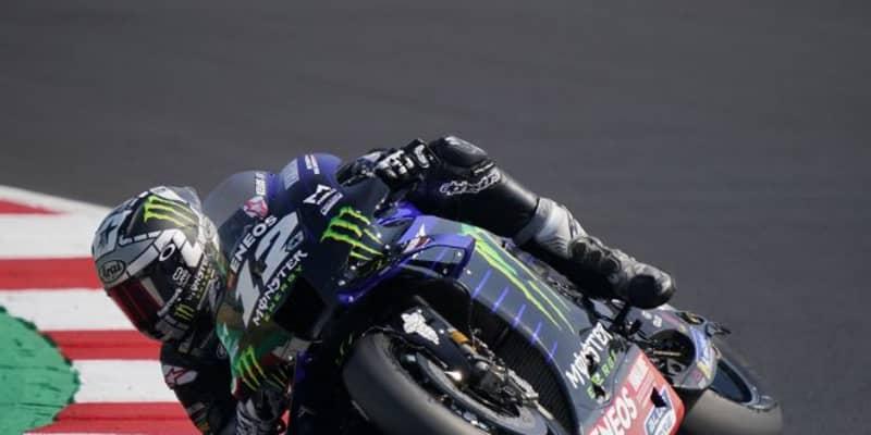 新型スイングアームを導入したビニャーレスがトップ、中上は2020年型ホンダRC213Vにも搭乗/MotoGPミサノ公式テスト
