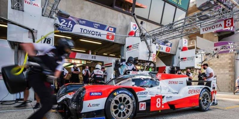 【タイム結果】第88回ル・マン24時間レースFP1/トヨタ8号車が首位。山下健太のハイクラス・レーシングがLMP2トップ