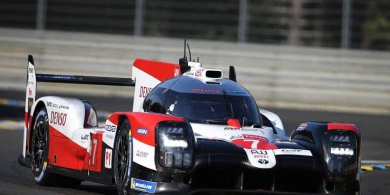 【順位結果】第88回ル・マン24時間レース予選ハイパーポール/7号車トヨタの小林可夢偉がポールポジションを獲得