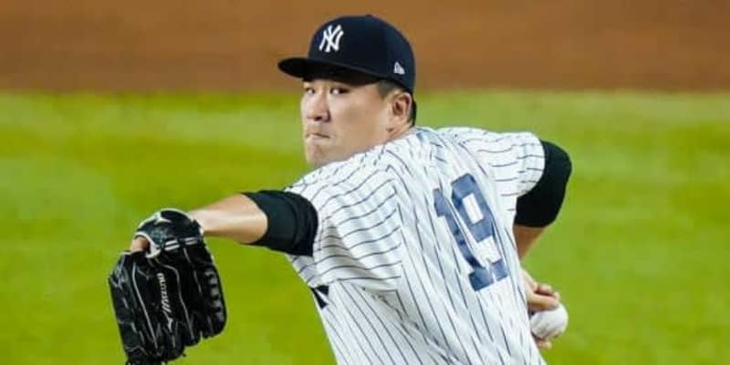 【MLB】田中将大、7回3失点の3勝目に地元メディア称賛「また安定したパフォーマンス」