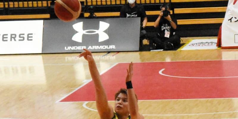 バスケ女子・Wリーグ開幕 ENEOS白星発進 渡嘉敷「この日を待ちわびていた」