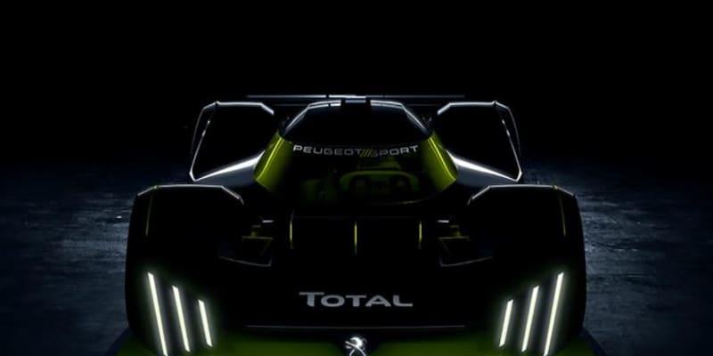 プジョー、トタルとともにル・マン・ハイパーカー開発を正式アナウンス