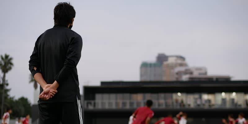 """""""コーチ""""内田篤人が始動!U-19日本代表合宿での貴重な「お手本シーン」がこれ"""