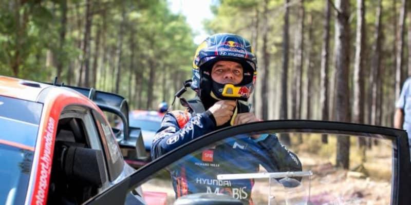 元王者ローブ「首位に立てるとは予想していなかった!」/WRC第5戦トルコ デイ1後コメント