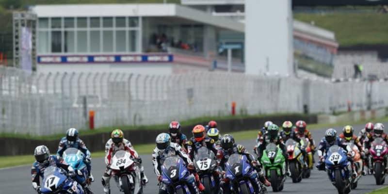 【順位結果】2020全日本ロード第3戦オートポリス JSB1000レース1