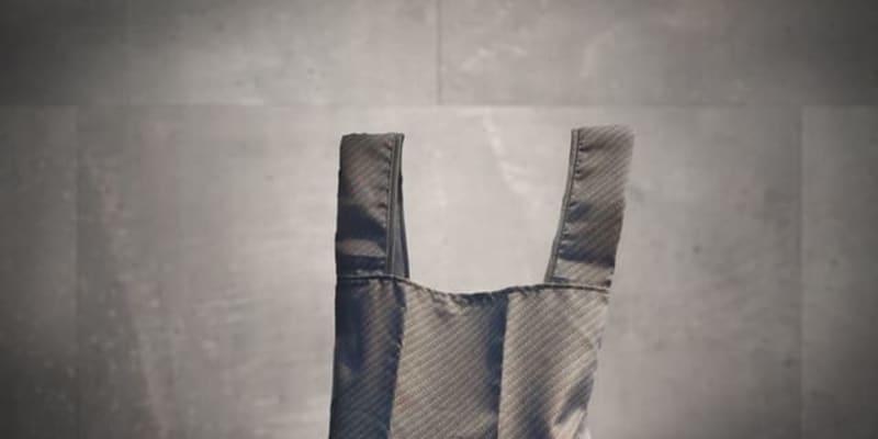 「レーシーなエコバッグ」、トムスが発売…カーボンパターンとホワイト