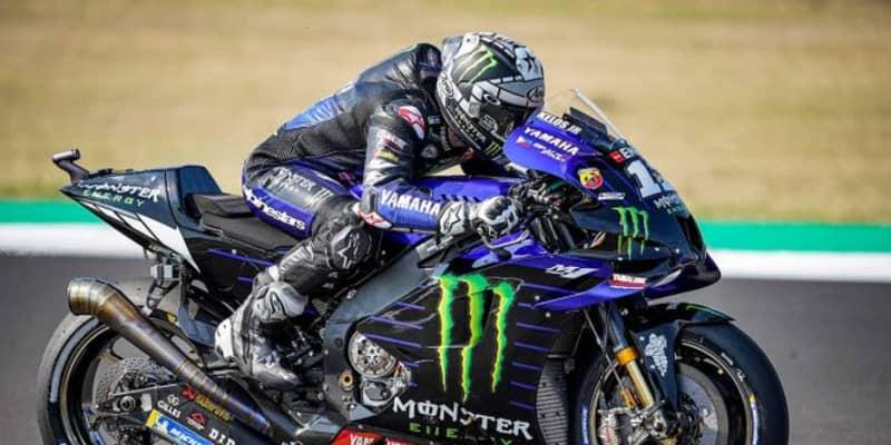 MotoGP第8戦:ビニャーレスが2戦連続のポールポジションを獲得。中上は予選Q2でクラッシュ