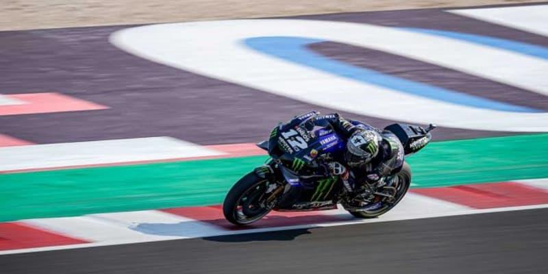 【順位結果】2020MotoGP第8戦エミリア・ロマーニャGP MotoGP予選総合