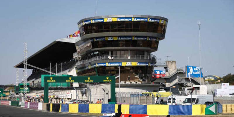 【ルマン24時間】スタート、トヨタが3連覇に向け好発進