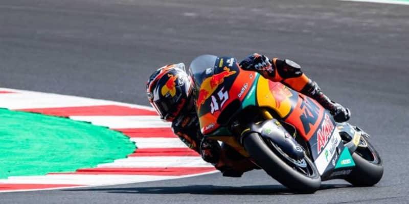 【順位結果】2020MotoGP第8戦エミリア・ロマーニャGP Moto2予選総合