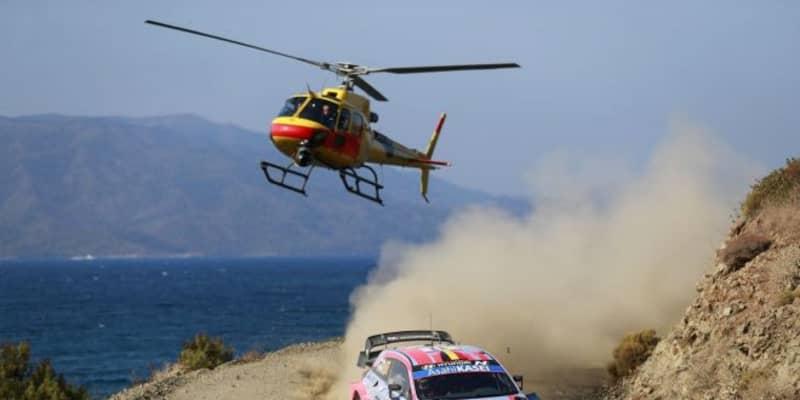 WRCトルコ:ふたりのセバスチャンが同タイム2番手。首位ヌービルは独走で最終日へ