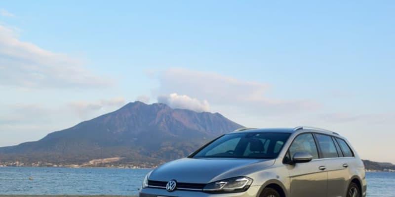 【VW ゴルフヴァリアント TDI 3900km試乗】積載力アップと引き換えに失ったものは少ない[前編]