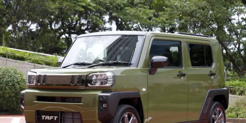 未使用車って、なに!? 話題の最新Kカー「ダイハツ タフト」をもっとお得にゲット出来ちゃう方法、教えちゃいます