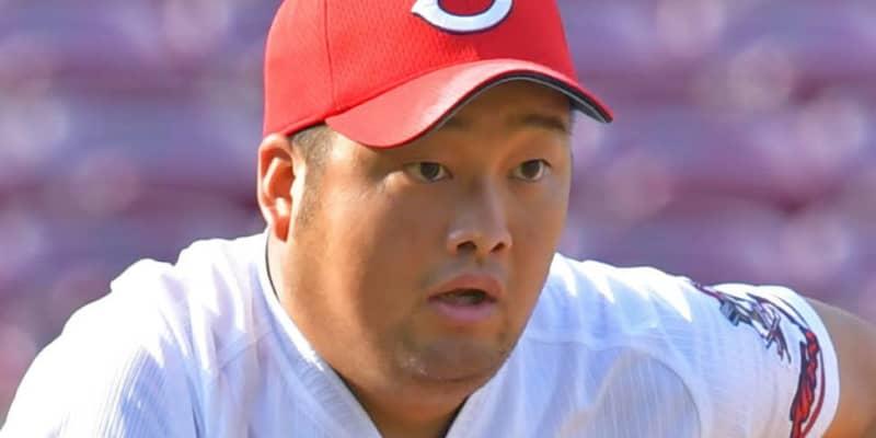 広島 中崎が右上腕部を手術 今季6試合の登板のみ 今後の予定は未定